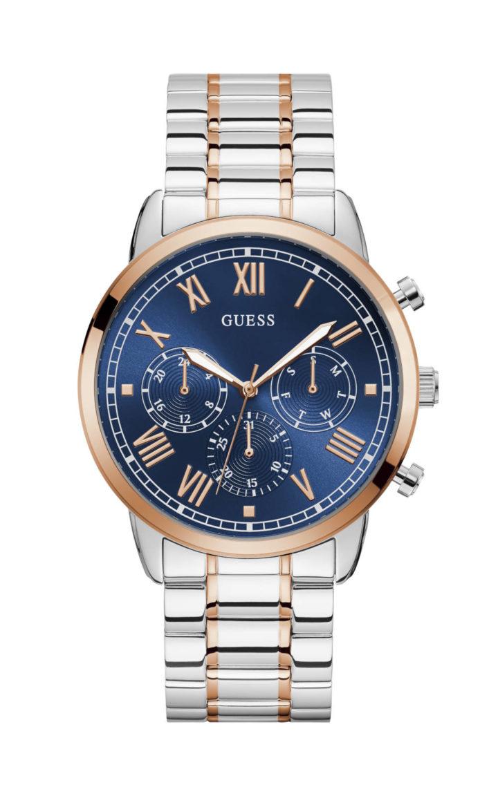 Guess W1309G4 Γυναικείο Ρολόι Quartz Χρονογράφος Ακριβείας