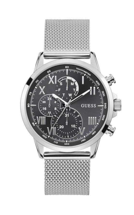 Guess W1310G1 Γυναικείο Ρολόι Quartz Χρονογράφος Ακριβείας