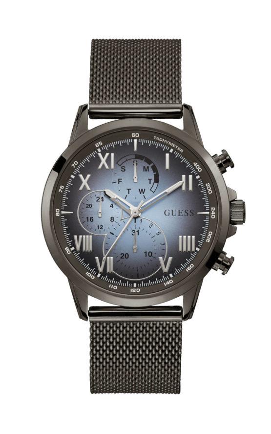 Guess W1310G3 Γυναικείο Ρολόι Quartz Χρονογράφος Ακριβείας