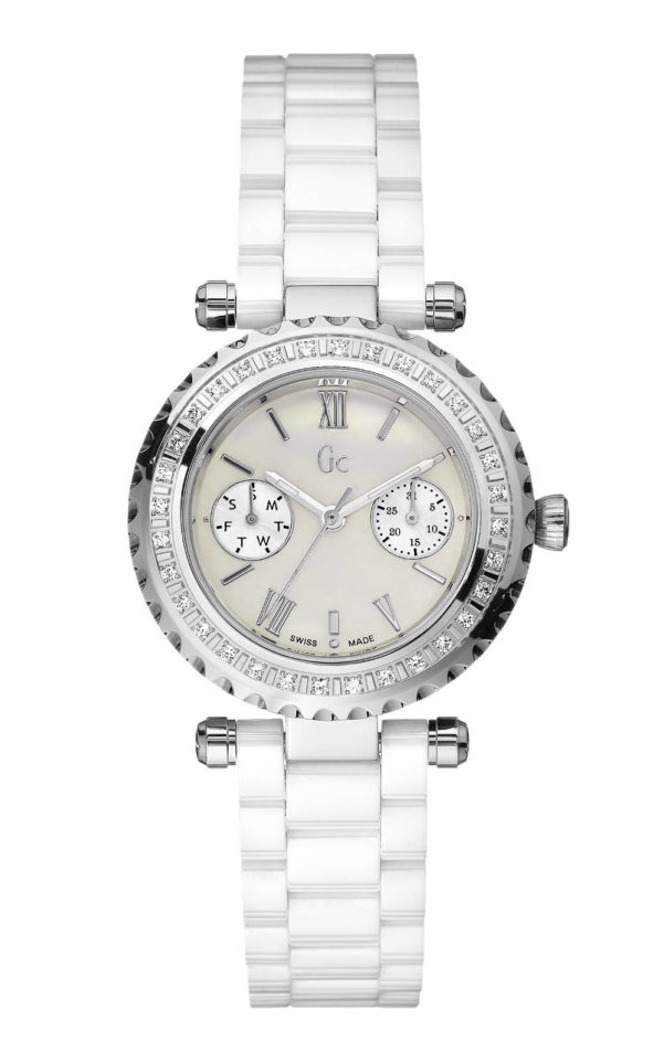 GC I01200L1 Γυναικείο Ρολόι Quartz Ακριβείας
