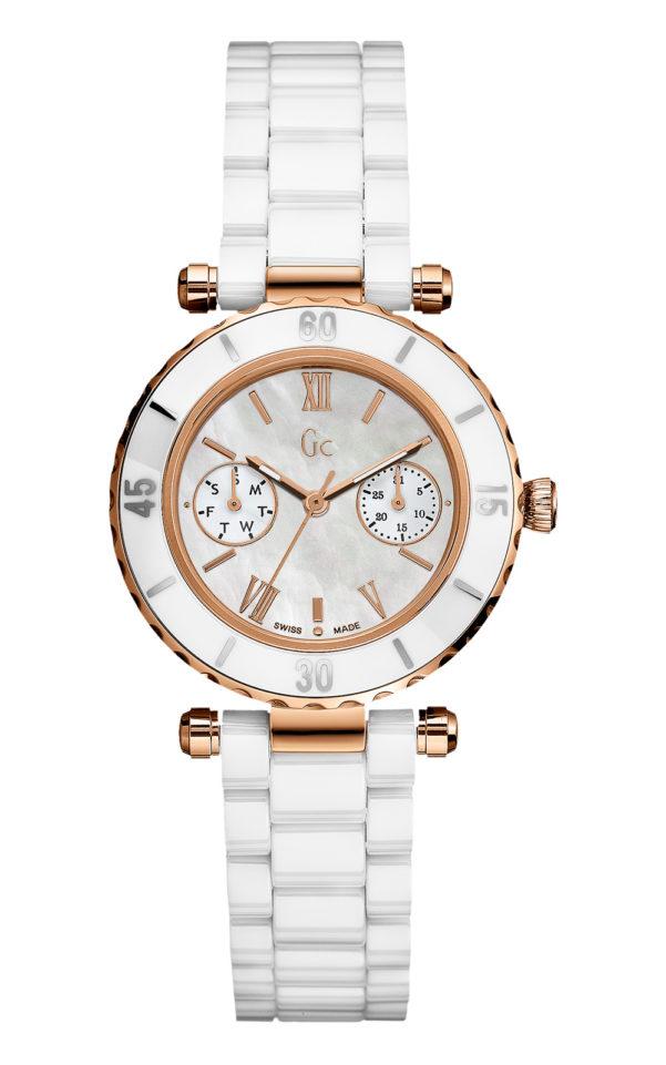 GC I42004L1S Γυναικείο Ρολόι Quartz Multi-Function