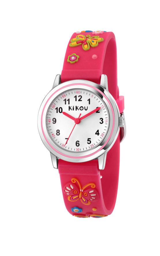 KIKOU R4551101501 Παιδικό Ρολόι Quartz Ακριβείας