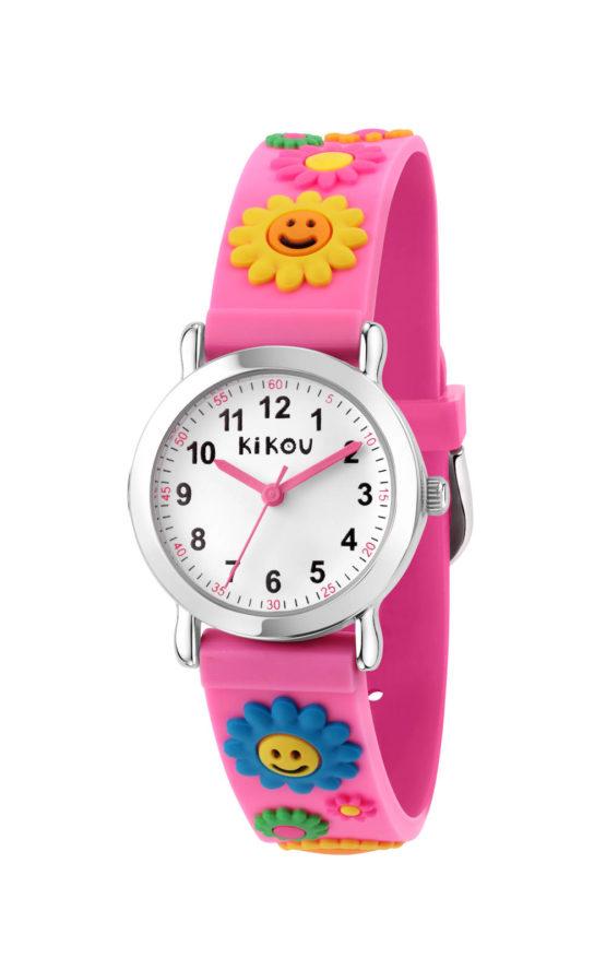 KIKOU R4551102501 Παιδικό Ρολόι Quartz Ακριβείας