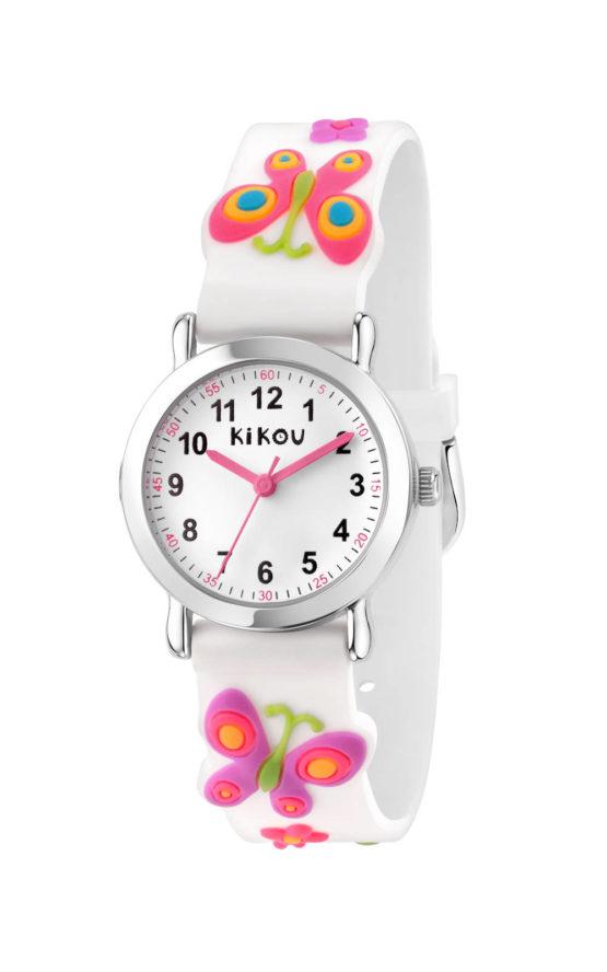 KIKOU R4551102502 Παιδικό Ρολόι Quartz Ακριβείας