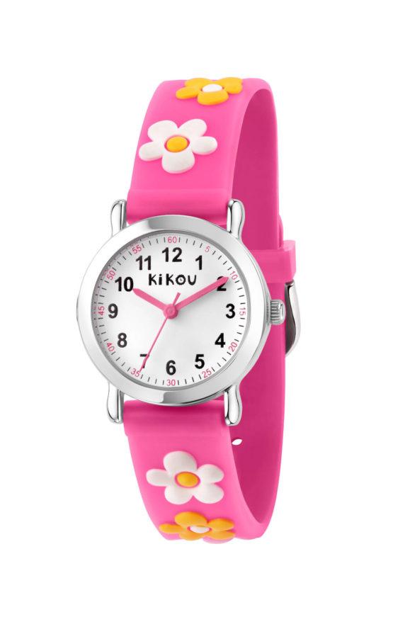 KIKOU R4551102503 Παιδικό Ρολόι Quartz Ακριβείας