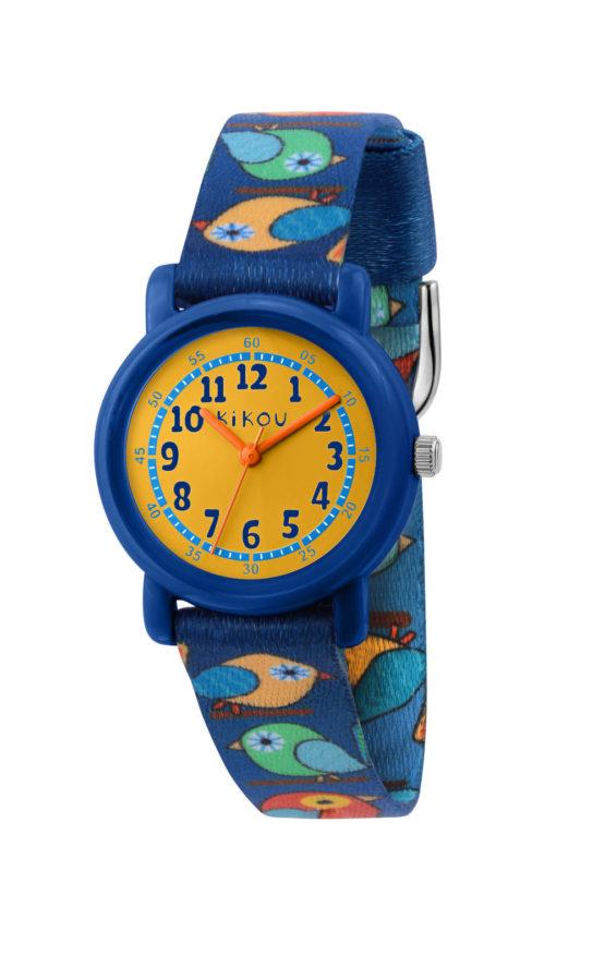 KIKOU R4551104001 Παιδικό Ρολόι Quartz Ακριβείας