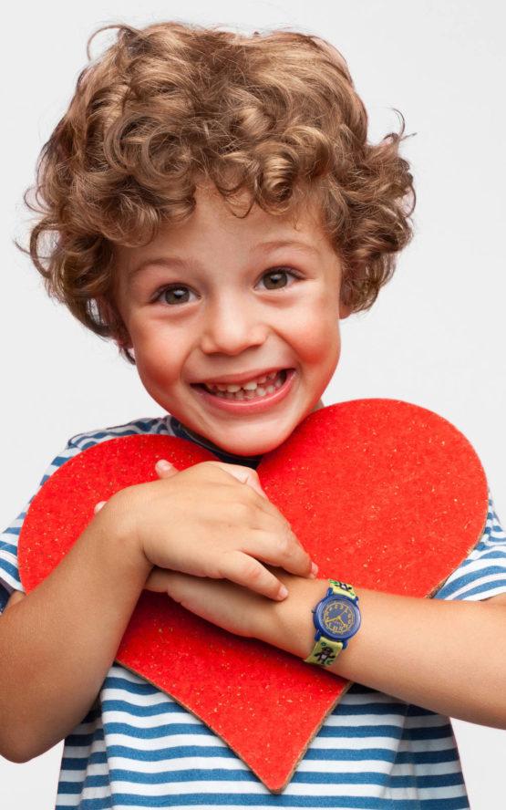 KIKOU R4551104002 Παιδικό Ρολόι Quartz Ακριβείας 4