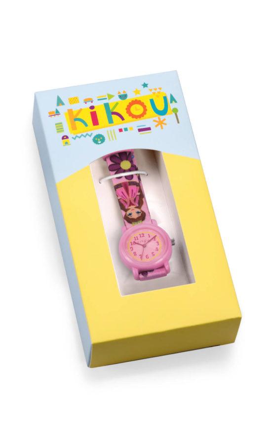 KIKOU R4551104501 Παιδικό Ρολόι Quartz Ακριβείας 4