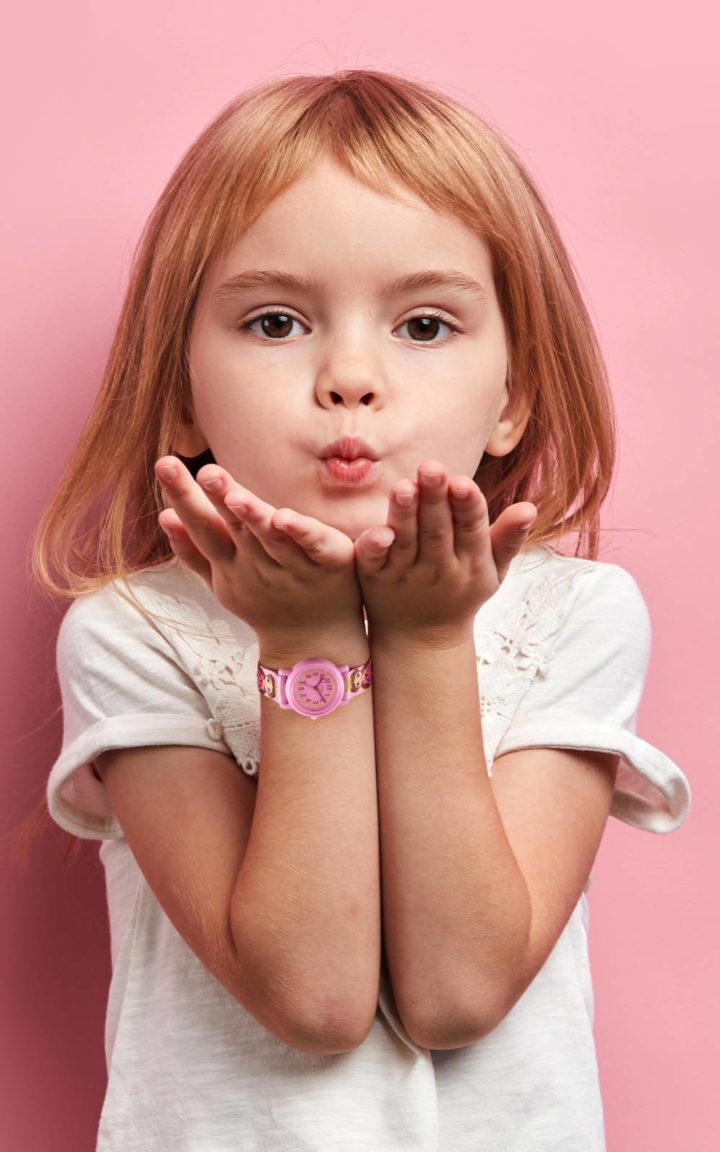 KIKOU R4551104501 Παιδικό Ρολόι Quartz Ακριβείας 5