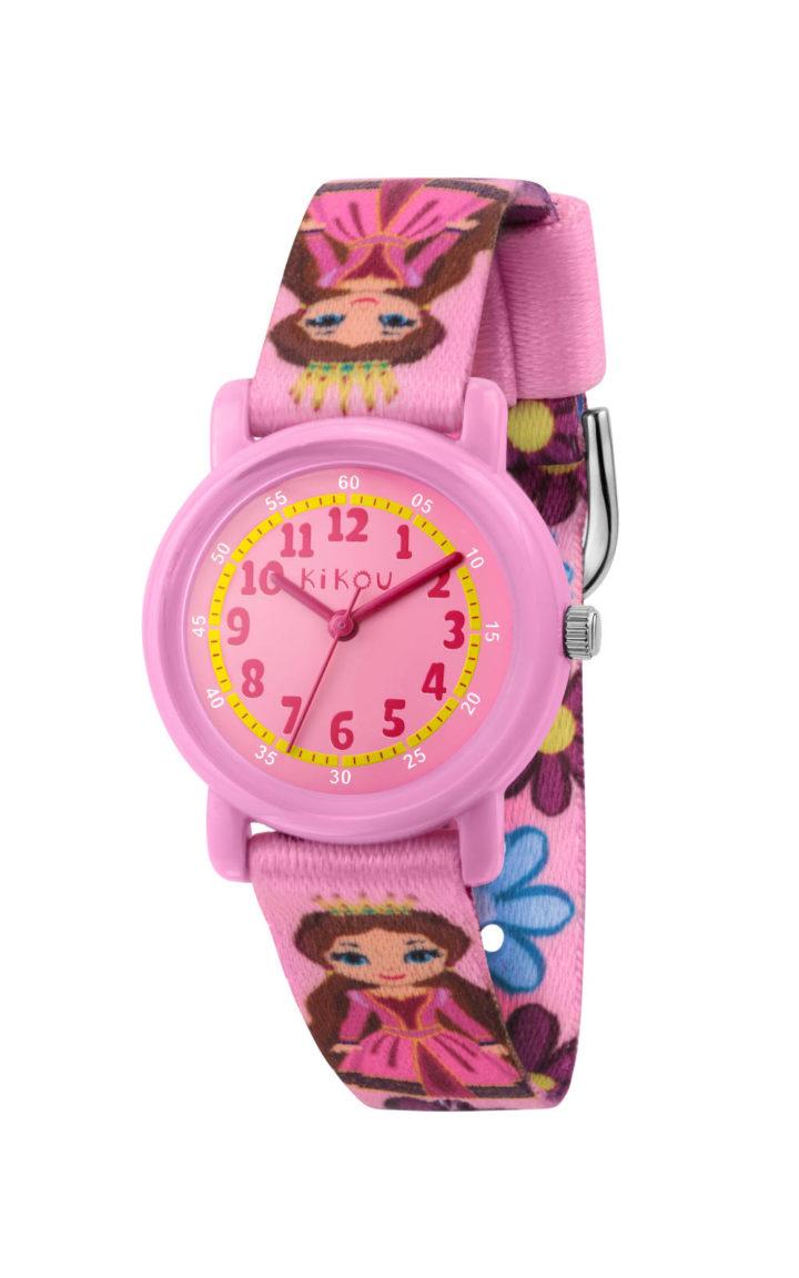 KIKOU R4551104501 Παιδικό Ρολόι Quartz Ακριβείας