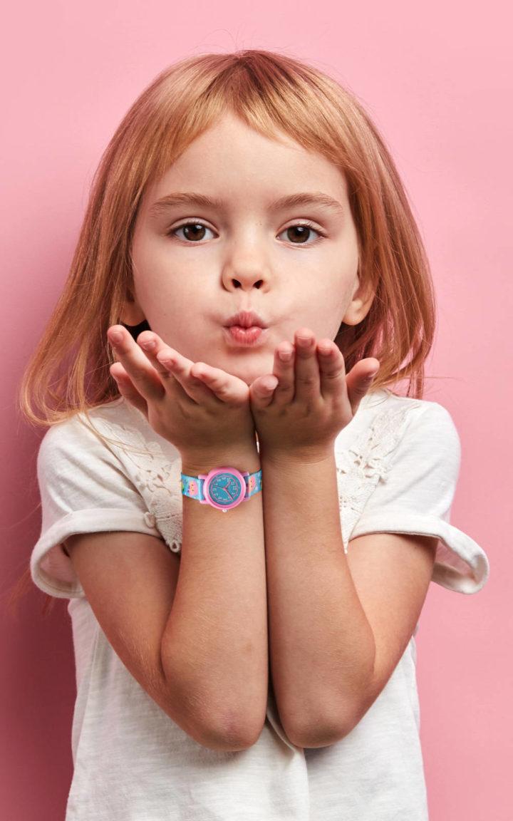 KIKOU R4551104502 Παιδικό Ρολόι Quartz Ακριβείας 4