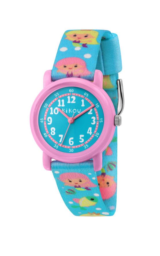 KIKOU R4551104502 Παιδικό Ρολόι Quartz Ακριβείας