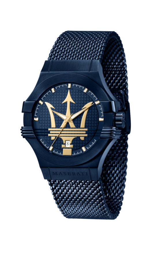 MASERATI BLUE EDITION R8853108008 Ανδρικό Ρολόι Quartz Ακριβείας