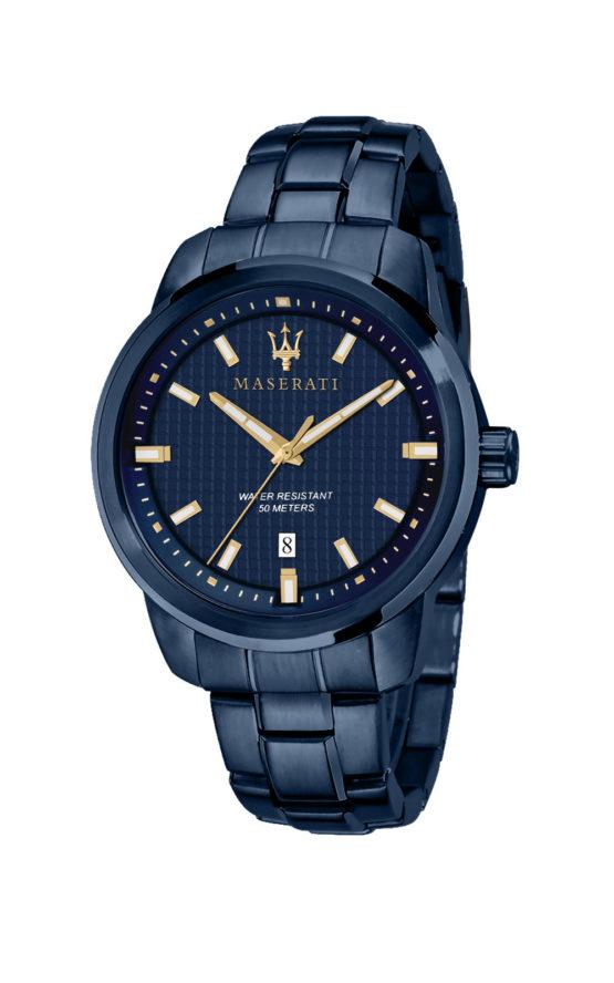 MASERATI BLUE EDITION R8853141002 Ανδρικό Ρολόι Quartz Ακριβείας