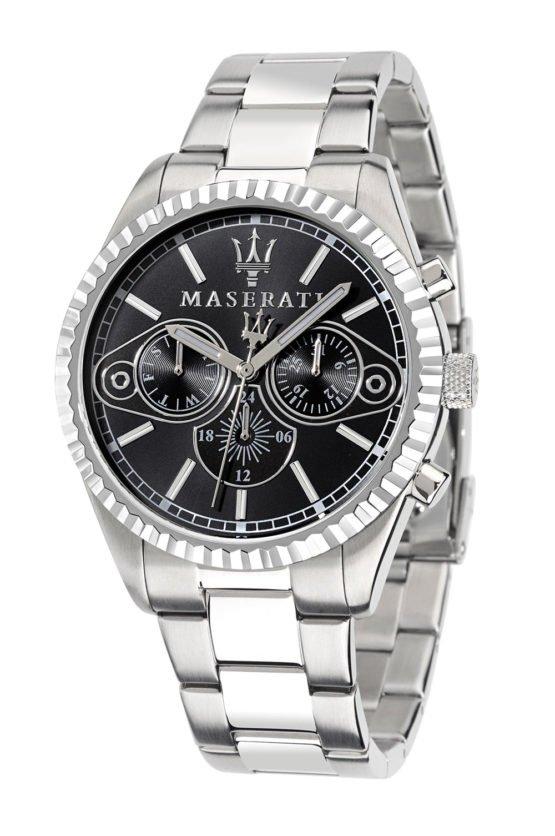 MASERATI R8853100014 Ανδρικό Ρολόι Quartz Χρονογράφος Ακριβείας