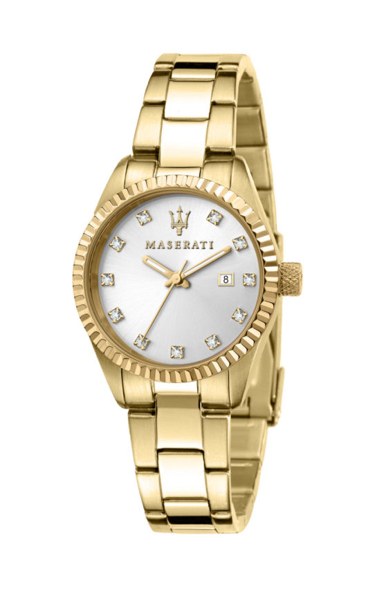 MASERATI COMPETIZIONE R8853100506 Γυναικείο Ρολόι Quartz Ακριβείας