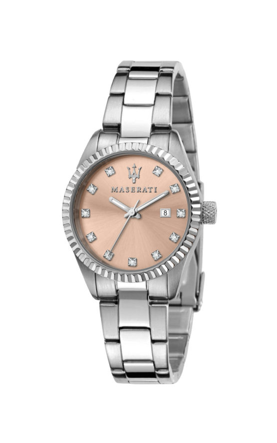 MASERATI COMPETIZIONE R8853100509 Γυναικείο Ρολόι Quartz Ακριβείας