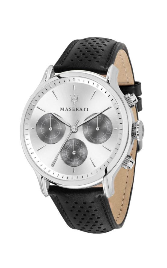 MASERATI EPOCA R8851118009 Ανδρικό Ρολόι Quartz Χρονογράφος Ακριβείας