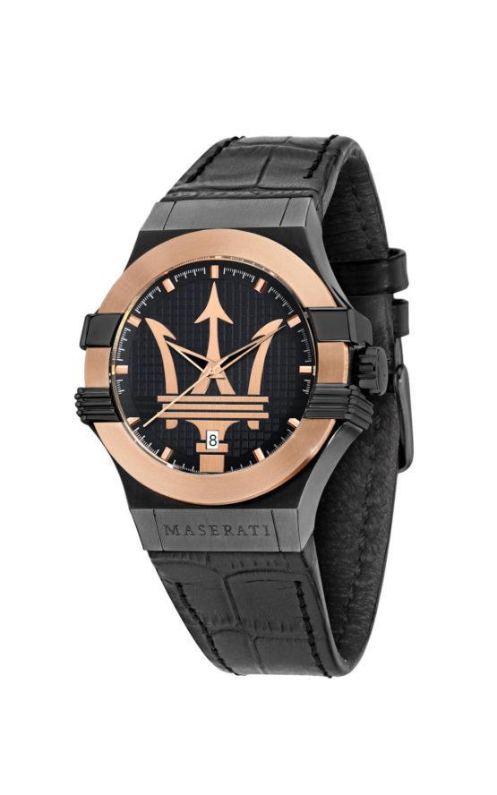 MASERATI POTENZA R8851108032 Ανδρικό Ρολόι Quartz Ακριβείας