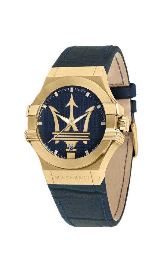 MASERATI POTENZA R8851108035 Ανδρικό Ρολόι Quartz Ακριβείας
