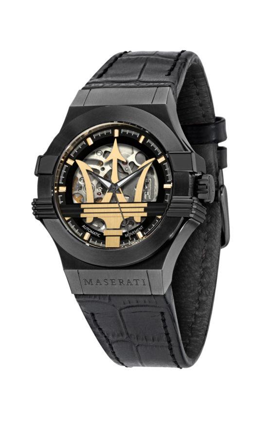 MASERATI R8821108027 Ανδρικό Ρολόι Αυτόματο