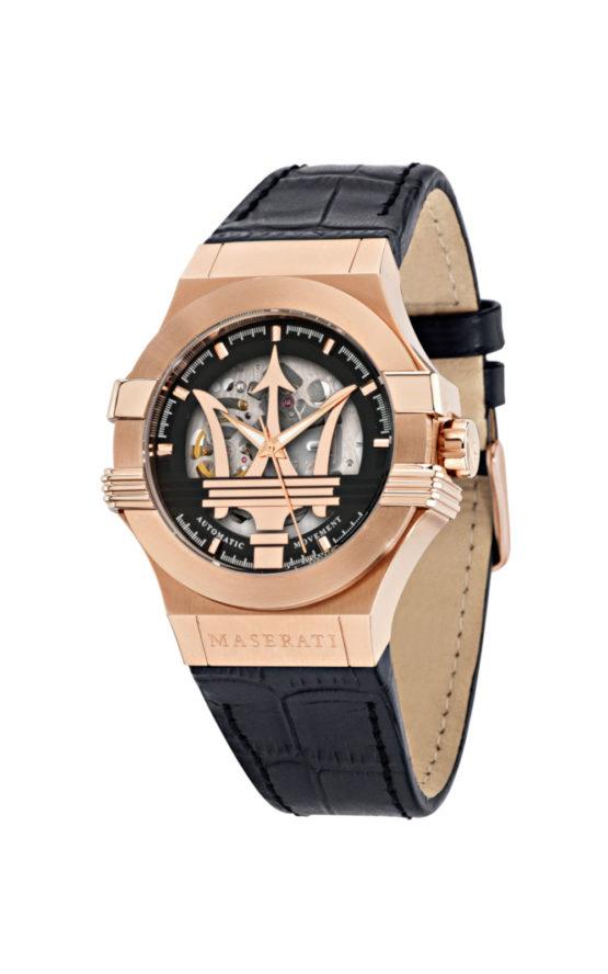 MASERATI R8821108039 Ανδρικό Ρολόι Αυτόματο