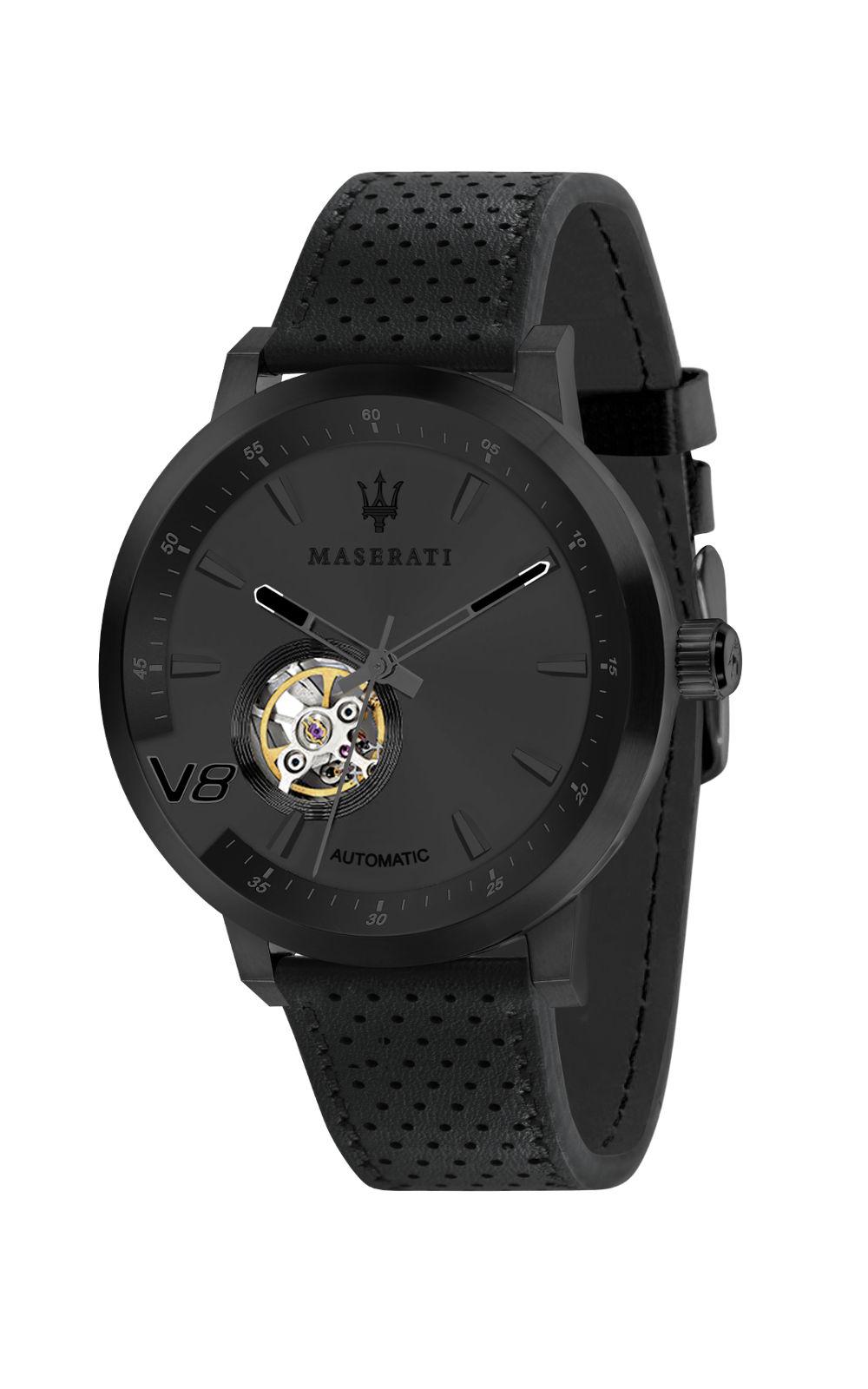 e164a56060 MASERATI GT R8821134001 Ανδρικό Ρολόι Αυτόματο