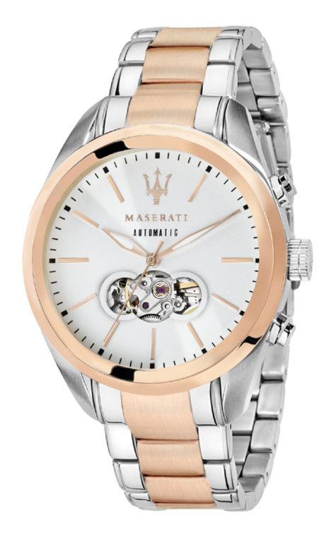 MASERATI R8823112001 Ανδρικό Ρολόι Αυτόματο