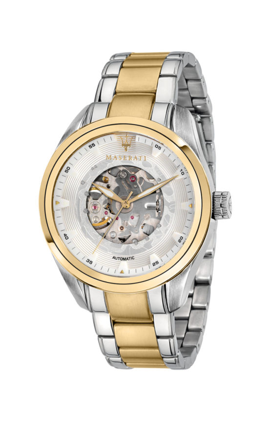 MASERATI R8823112003 Ανδρικό Ρολόι Αυτόματο