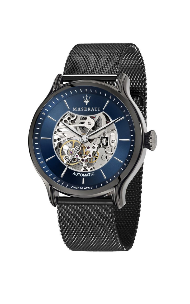 MASERATI R8823118002 Ανδρικό Ρολόι Αυτόματο