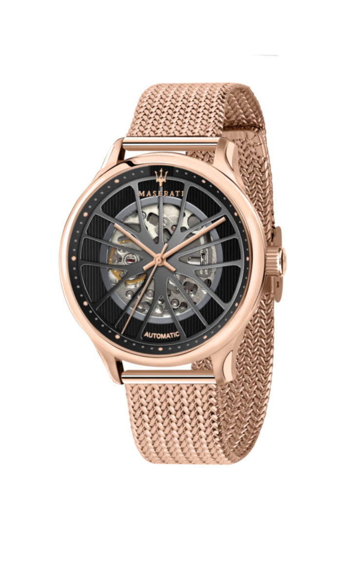 MASERATI R8823136001 Ανδρικό Ρολόι Αυτόματο