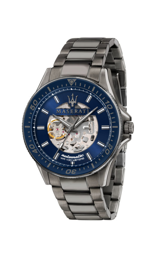 MASERATI R8823140001 Ανδρικό Ρολόι Αυτόματο