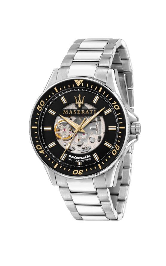 MASERATI R8823140002 Ανδρικό Ρολόι Αυτόματο