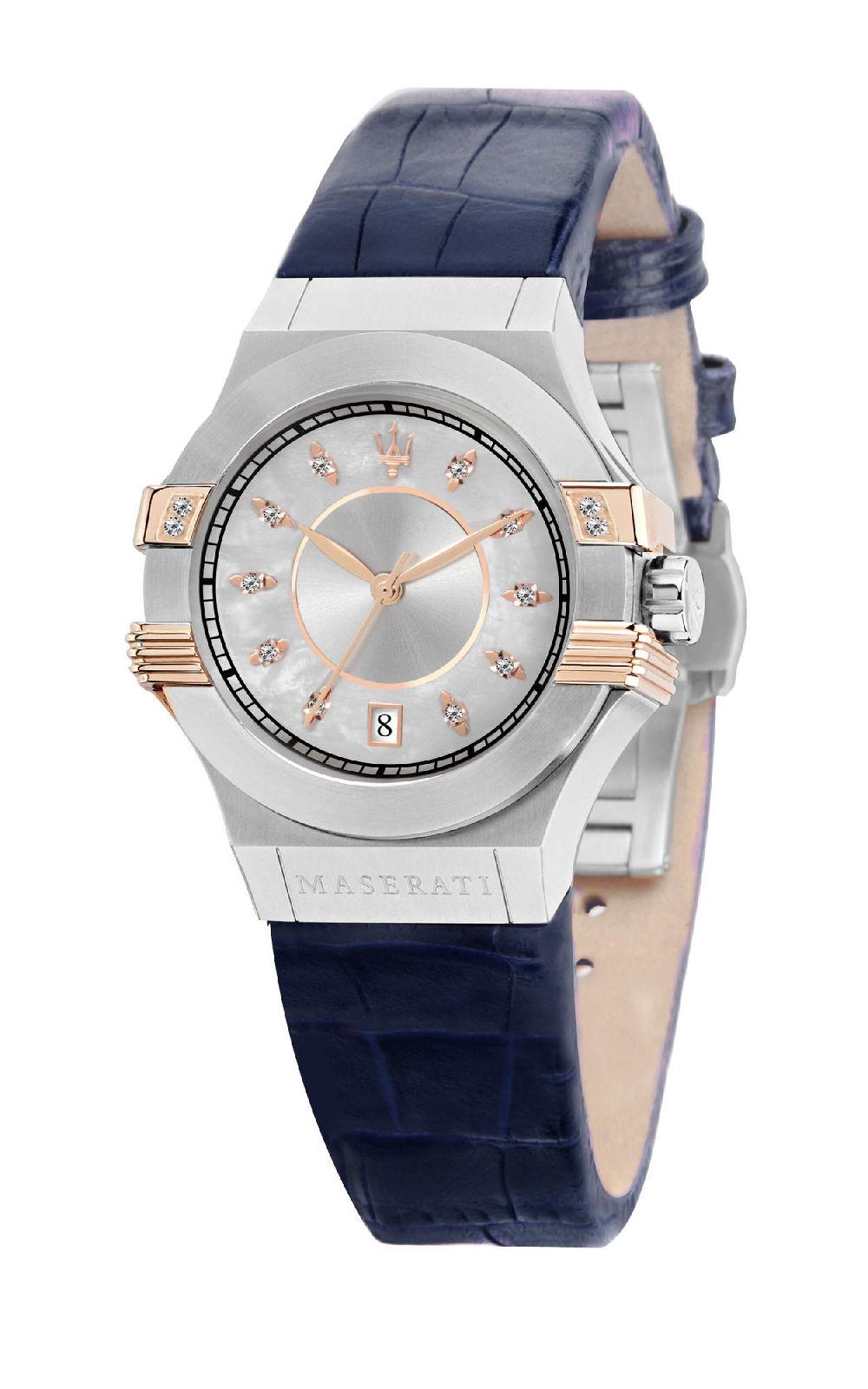 MASERATI R8851108502 Γυναικείο Ρολόι Quartz Ακριβείας
