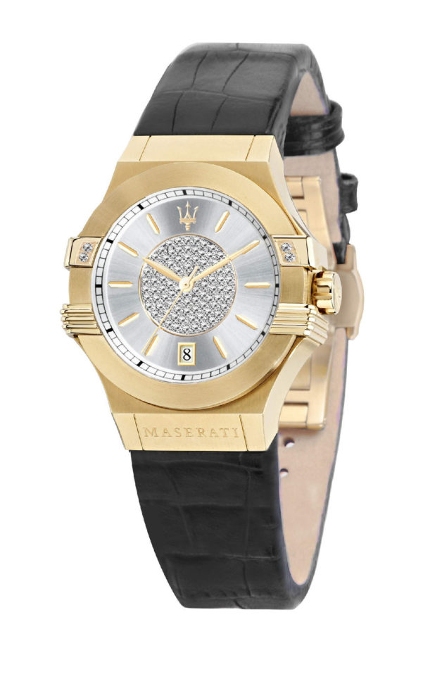 MASERATI R8851108505 Γυναικείο Ρολόι Quartz Ακριβείας