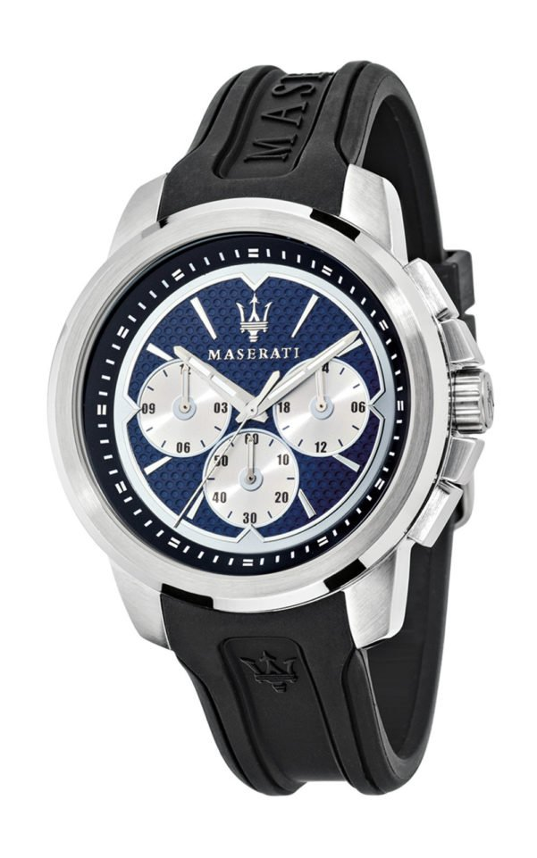 MASERATI SUCCESSO R8873621004 Ανδρικό Ρολόι Quartz Multi-Function 05f0cd9d3f4