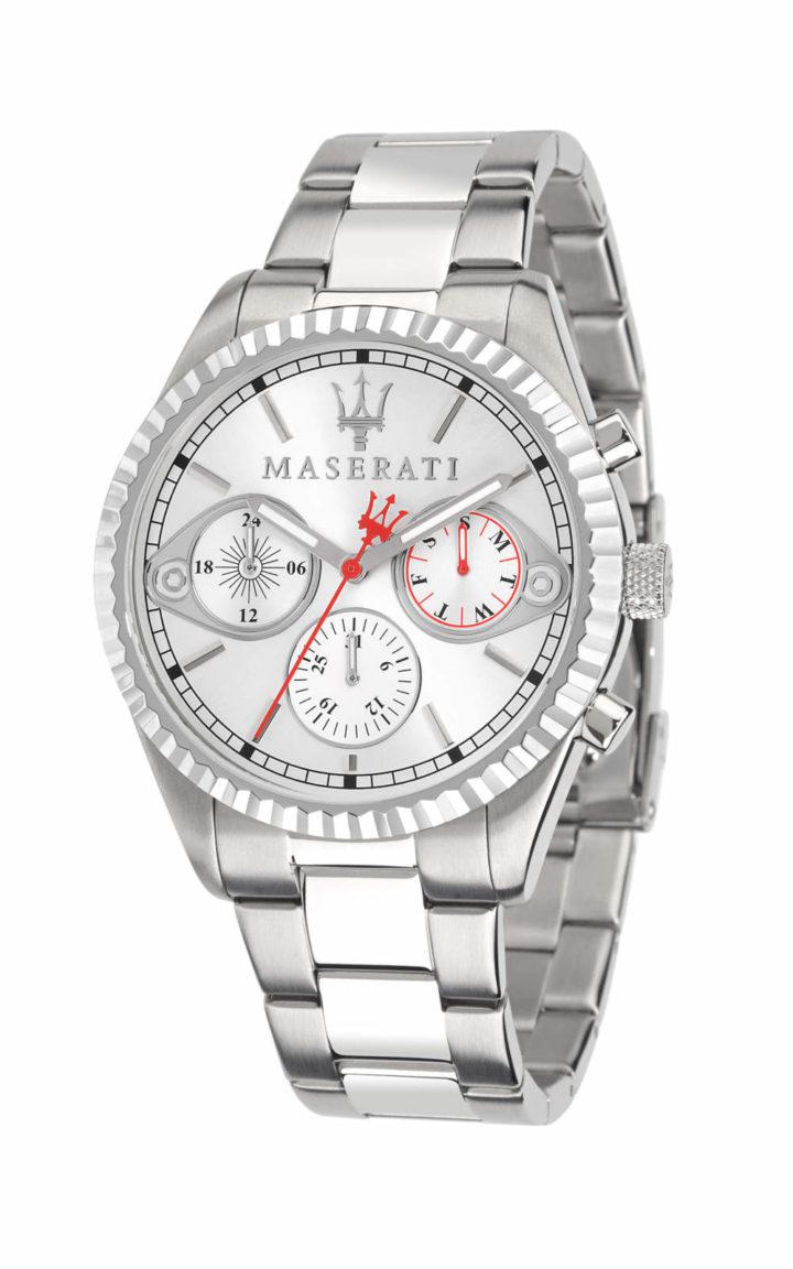 MASERATI R8853100017 Ανδρικό Ρολόι Quartz Multi-Function