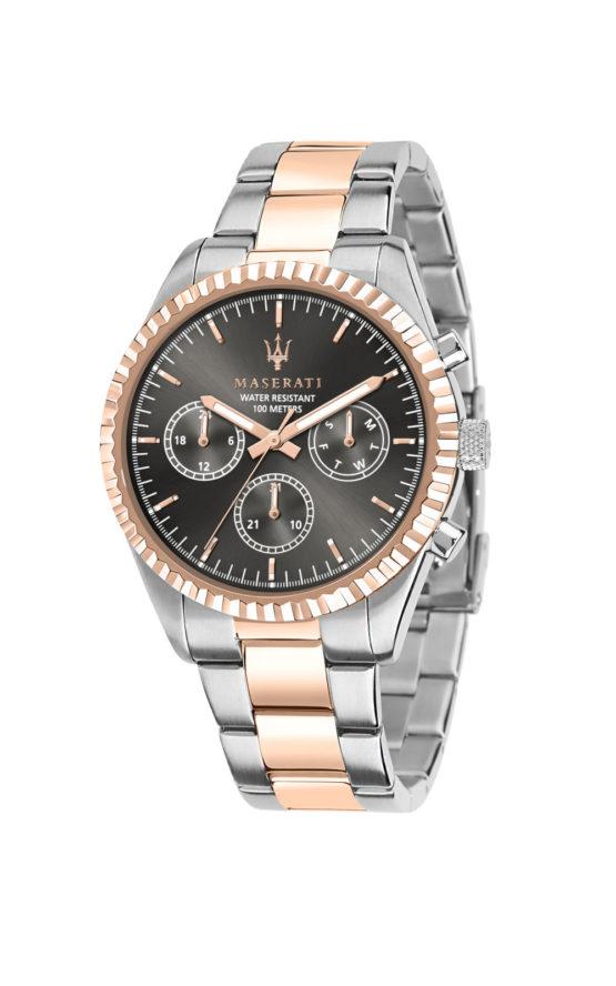 MASERATI R8853100020 Ανδρικό Ρολόι Quartz Multi-Function
