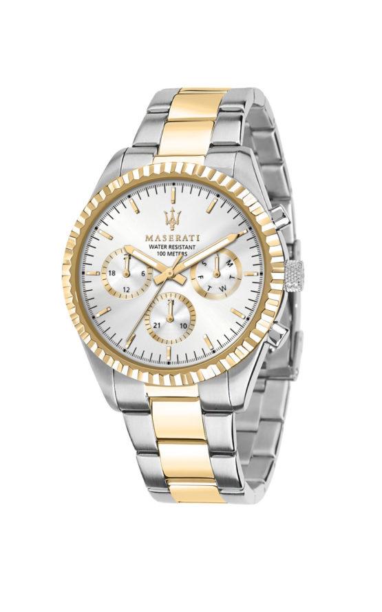 MASERATI R8853100021 Ανδρικό Ρολόι Quartz Multi-Function
