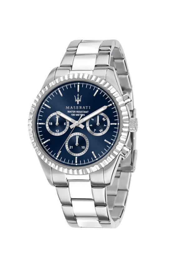 MASERATI R8853100022 Ανδρικό Ρολόι Quartz Multi-Function