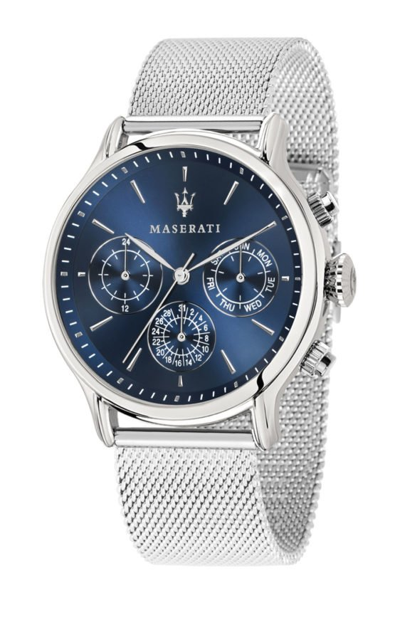 MASERATI R8853118013 Ανδρικό Ρολόι Quartz Χρονογράφος Ακριβείας