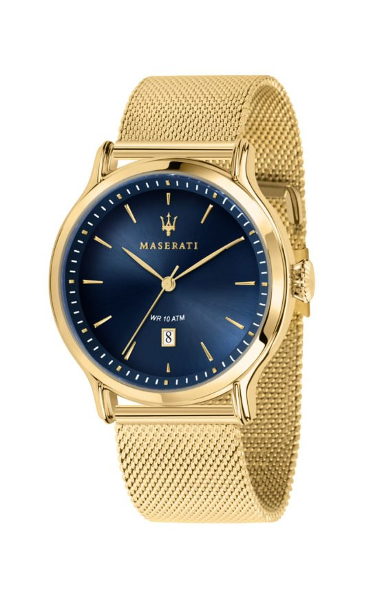 MASERATI R8853118014 Ανδρικό Ρολόι Quartz Ακριβείας
