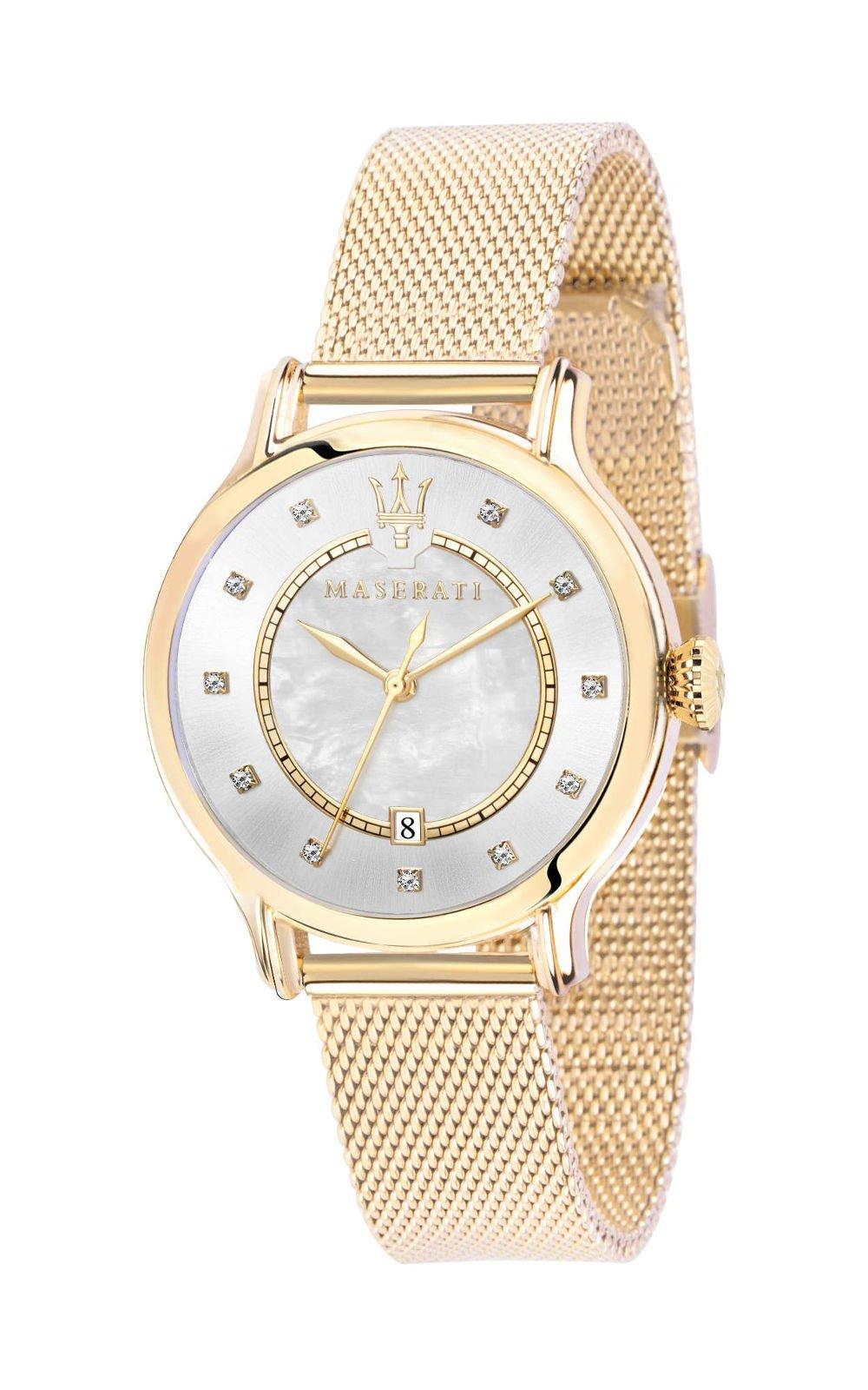 MASERATI EPOCA R8853118502 Γυναικείο Ρολόι Quartz Ακριβείας 72ec013f224