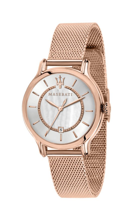 MASERATI R8853118506 Γυναικείο Ρολόι Quartz Ακριβείας
