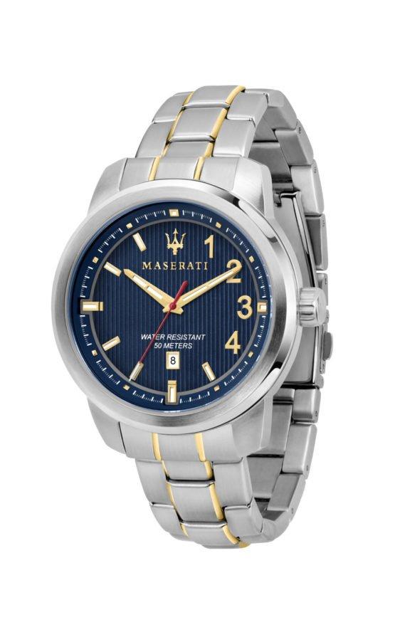 MASERATI R8853137001 Ανδρικό Ρολόι Quartz Ακριβείας