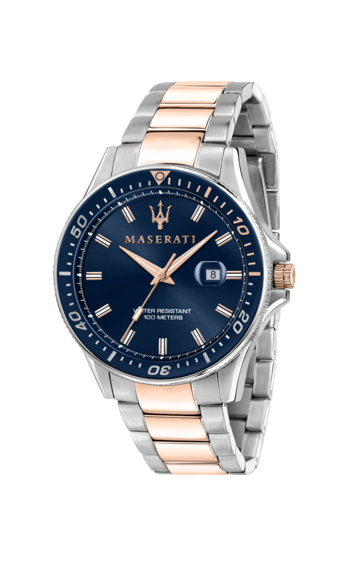 MASERATI R8853140003 Ανδρικό Ρολόι Quartz Ακριβείας