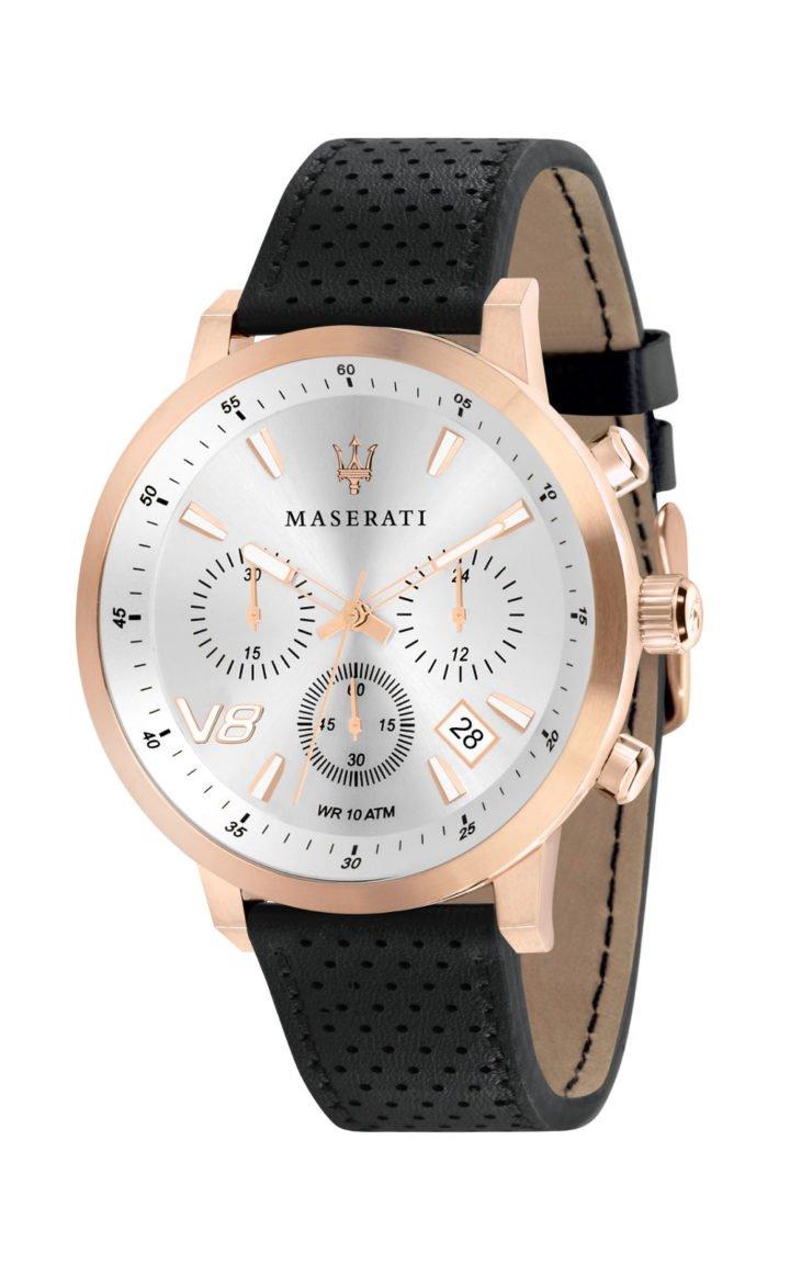 MASERATI R8871134001 Ανδρικό Ρολόι Quartz Χρονογράφος Ακριβείας