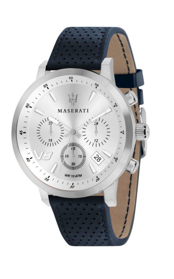 MASERATI R8871134004 Ανδρικό Ρολόι Quartz Χρονογράφος Ακριβείας