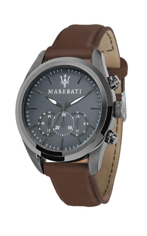 MASERATI R8871612018 Ανδρικό Ρολόι Quartz Χρονογράφος Ακριβείας