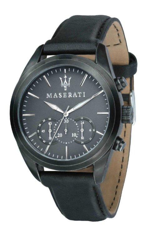 MASERATI R8871612019 Ανδρικό Ρολόι Quartz Χρονογράφος Ακριβείας